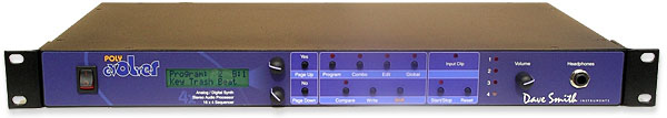 Dave Smith Instruments Poly Evolver Rack Image
