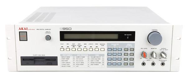 Akai S900 Vintage Synth Explorer