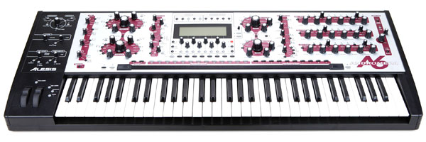 Alesis Andromeda A6 (Red) Image