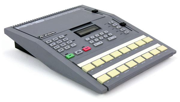 interactive drum machine