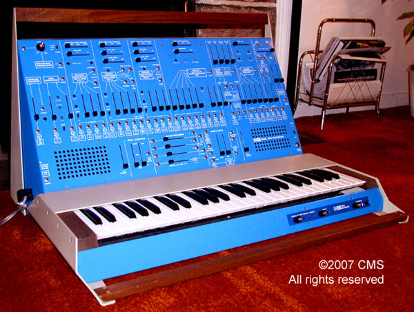ARP 2600 Blue Marvin