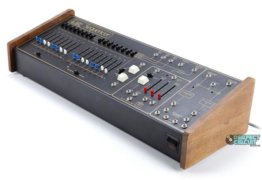 Arp Sequencer Vintage Synth Explorer