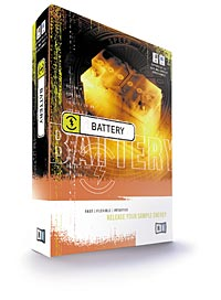 Native Instruments Battery Image