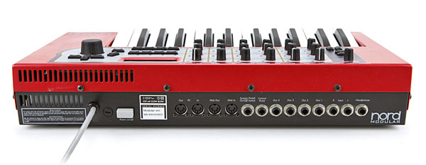 Nord lead 3 rack manually