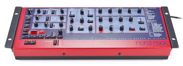 Clavia Nord Rack Image