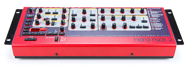 Clavia Nord Rack 2 Image
