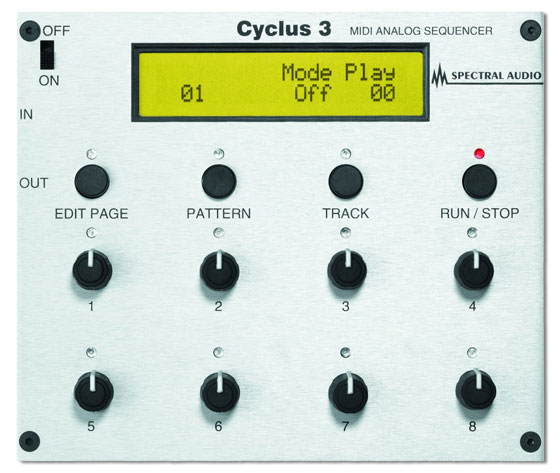 Spectral Audio Cyclus 3 Image