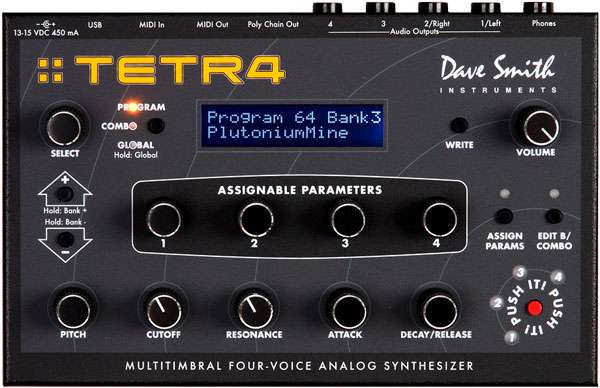 Dave Smith Instruments Tetra Image
