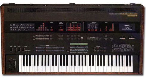 Yamaha DX1 | Vintage Synth Explorer
