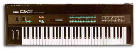 Vintage Synth Explorer Yamaha Dx
