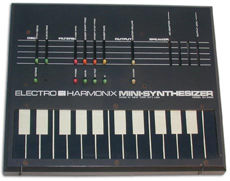 Electro Harmonix Mini-Synthesizer Image