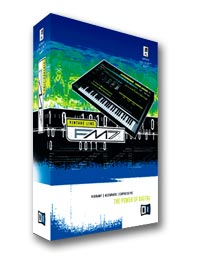 Native Instruments FM7 Image