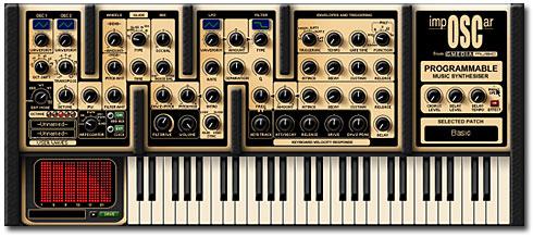 Oxford Synthesiser Company OSCar | Vintage Synth Explorer