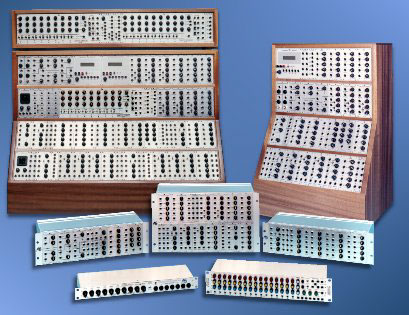 Analogue Systems Integrators Image