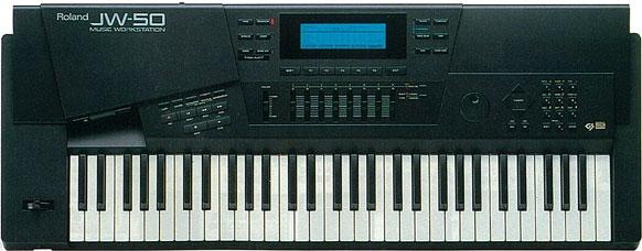 Roland JW-50 | Vintage Synth Explorer