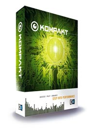 Native Instruments kompakt Image