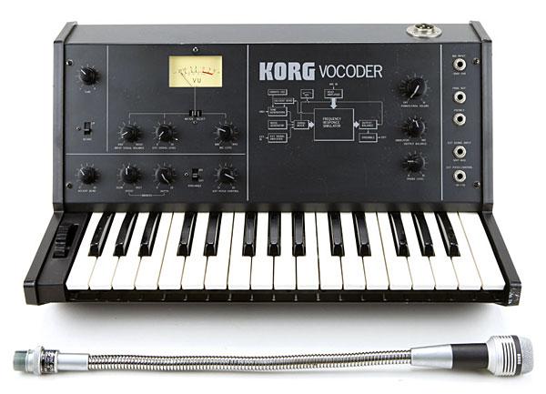 Korg VC-10 Vocoder | Vintage Synth Explorer