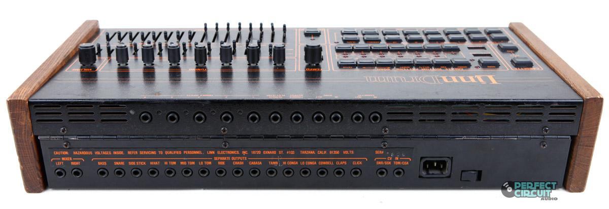Linn Electronics LinnDrum | Vintage Synth Explorer