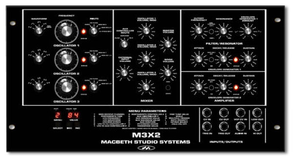 MacBeth Studio Systems M3X / M3X2 Image