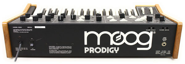 Moog Prodigy | Vintage Synth Explorer