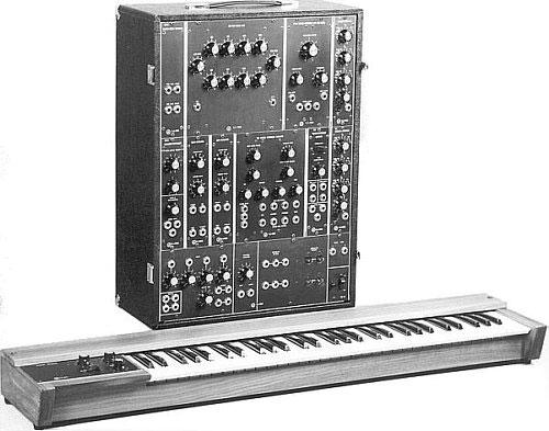 Moog Synthesizer 1c/2c/3c   Vintage Synth Explorer