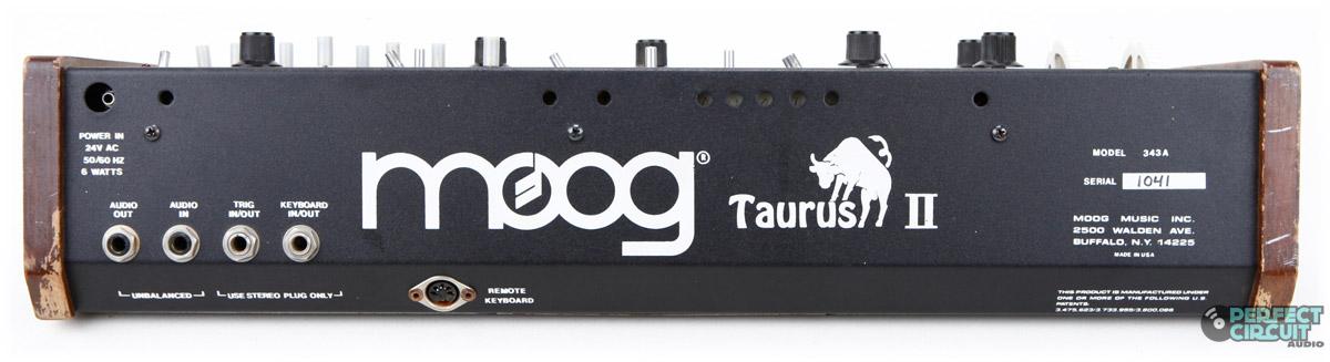 moog_taurus2_rear_lg moog taurus ii vintage synth explorer 2008 Taurus Wiring Diagram at bakdesigns.co