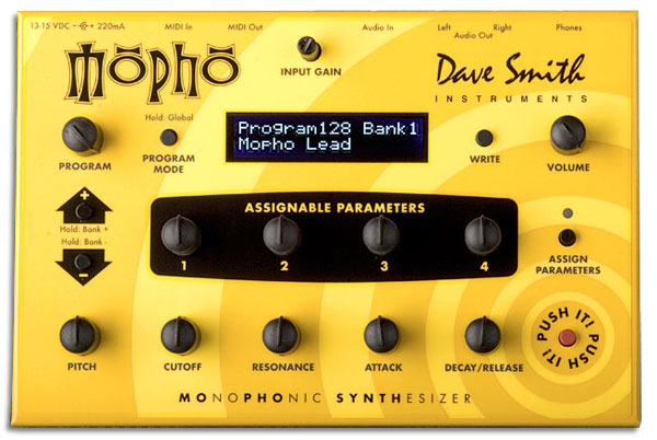 Dave Smith Instruments Mopho Image