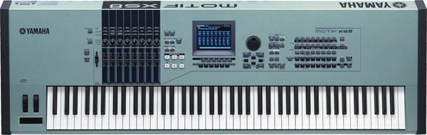 Yamaha motif vintage synth explorer for Yamaha cs1x keyboard