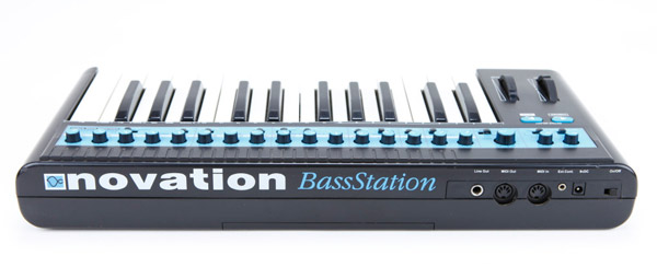 Novation Bass Station Image