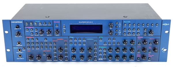 Novation Supernova II Image