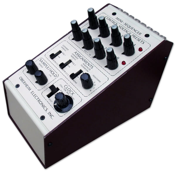 Oberheim Mini-Sequencer Image