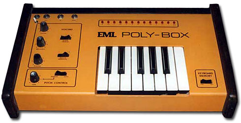 EML Poly-Box Orange Image