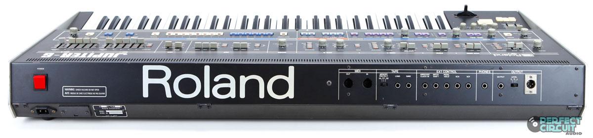 Roland Jupiter-6   Vintage Synth Explorer