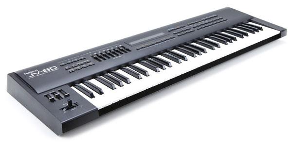 Roland Jv 1000 Keyboard Workstation : roland jv 80 vintage synth explorer ~ Hamham.info Haus und Dekorationen