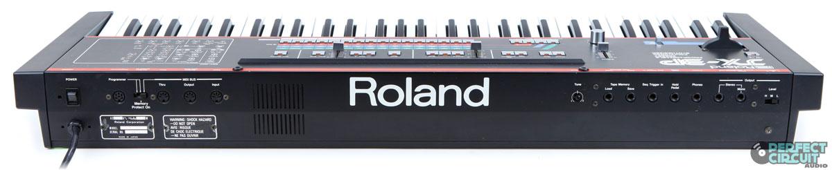roland keyboard list