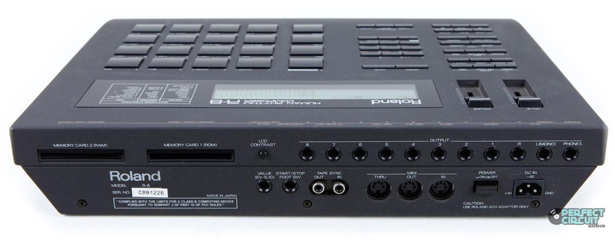 roland r 8 vintage synth explorer rh vintagesynth com roland human rhythm composer r-5 manual español Roland R Net