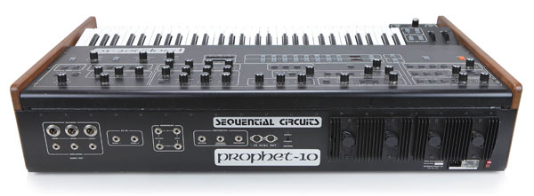 Sequential Circuits Prophet 10 Image