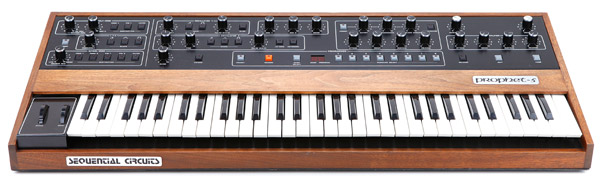 Sequential Circuits Prophet 5 Image