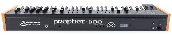 Sequential Circuits Prophet 600 Image