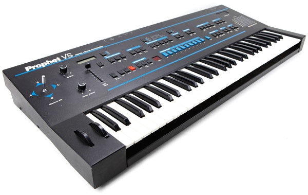 Sequential Circuits Prophet VS Image