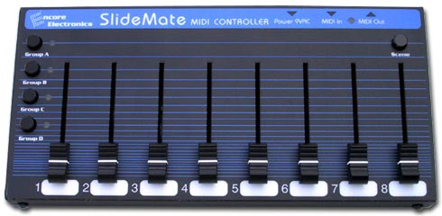 Encore Electronics SlideMate Image