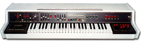 ARP Solina String Synthesizer Image