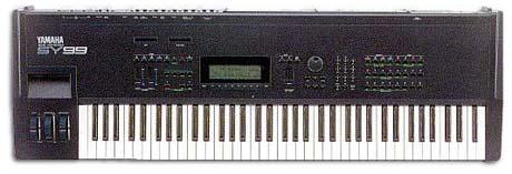 Yamaha SY99   Vintage Synth Explorer
