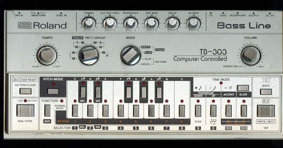 Roland TB-303 | Vintage Synth Explorer