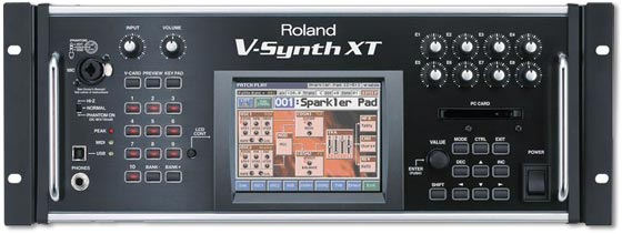 Roland V-Synth Image