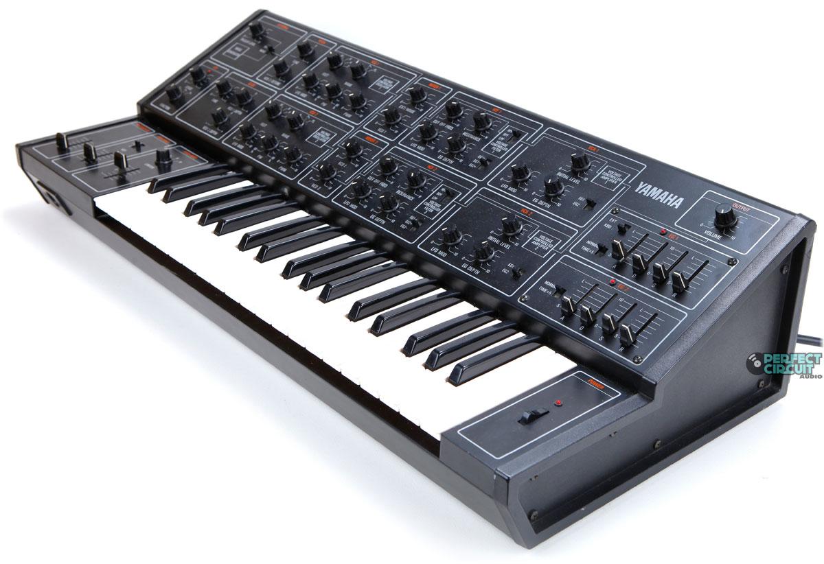 Yamaha cs 15 vintage synth explorer for Yamaha cs1x keyboard