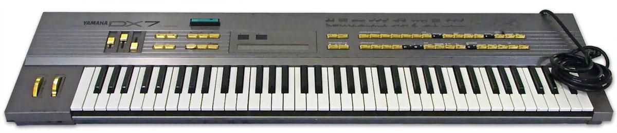 Yamaha DX7IID / DX7IIFD | Vintage Synth Explorer