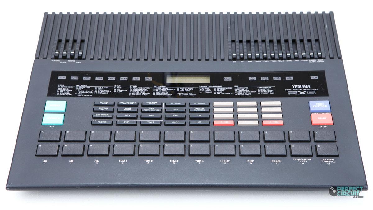 Yamaha Rx5 Vintage Synth Explorer