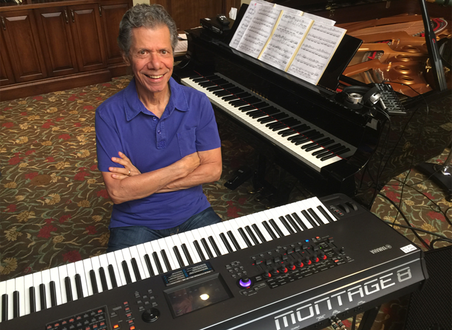 Chick Corea Mark V