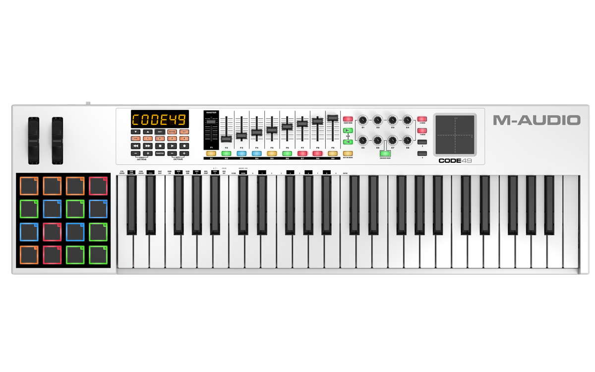 Choosing A MIDI Controller For Your Home Studio DAW | Vintage Synth on